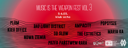 music is the weapon fest