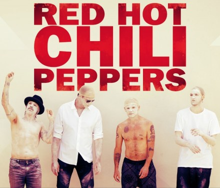 Red Hot Chili Peppers Tour 2017