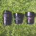 photography-camera-dslr-lenses-on-green-carpet-picjumbo-com